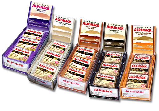 Alpsnack Products